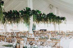 Nature Inspired Wedding Decor