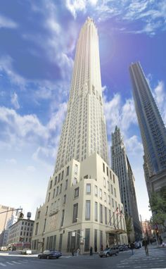 30 Park Place | 286 m | 937 ft | 82 fl | Robert A.M. Stern Architects