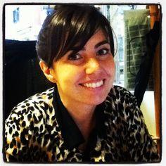 Nati Scocimarro, nuestra Directora de Prensa :)