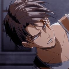 Anime Profile, Titans Anime, Anime Wall Art, Attack On Titan Levi, Attack On Titan Anime, Attack On Titan Aesthetic, Anime, Anime Characters, Aesthetic Anime