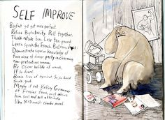 Dutch Uncle - Bigfoot Series Interior Monologue, Brain Size, Dutch Uncle, Diner Party, Self Esteem Issues, Feeling Unloved, Watercolor Images, Getting Drunk, True Nature