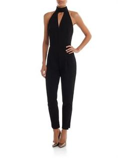 OVERALL WOMAN BLACK
