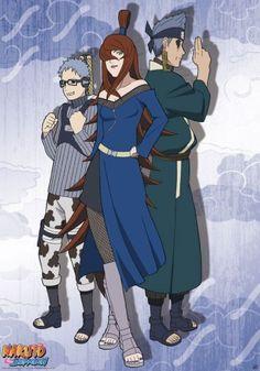 Naruto Shippuden poster Team Mizukage http://www.abystyle-studio.com/en/naruto-shippuden-posters/318-naruto-shippuden-poster-team-mizukage.html