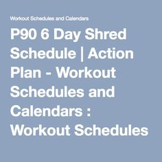 1000 ideas about 90 day workout plan on pinterest