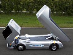 Mitsubishi Fuso Canter Eco-D Concept '2008