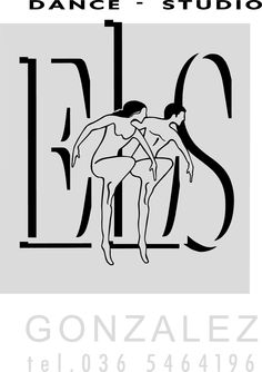 Logo Dance studio Els González