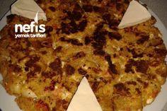 Bayat Ekmekleri Değerlendirelim (Omlet) Tarifi
