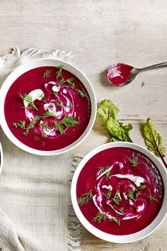 Rich, velvety and vibrant, this roasted beetroot, ginger and coconut soup is there perfect winter warmer. Find this recipe and more on the Waitrose website.