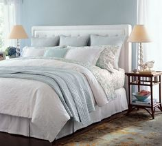 how to dress a king size bed - Google Search                                                                                                                                                                                 More