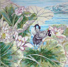 Storks  - Mosaic
