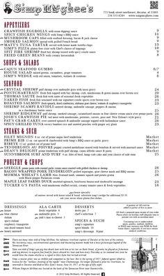 fine dining menu design google search cf prime pinterest