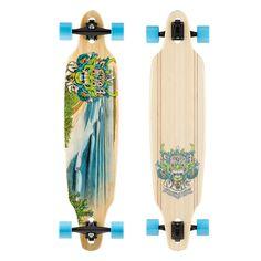 Sector 9 Lookout Complete Longboard Skateboard BBS166C