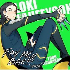 Loki by Laizy-boy - Tumblr