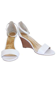 f0f706ba08d This item is unavailable. White WedgesWedding Shoes ...