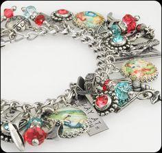 Summer Bracelet Sun Jewelry Beach Jewelry by BlackberryDesigns, $123.00