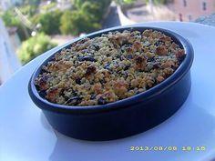 Recette de Courgettes poelées au crumble d'olives noires Calories, Beans, Vegetables, Food, Zucchini, Favorite Recipes, Food Recipes, Meal, Beans Recipes