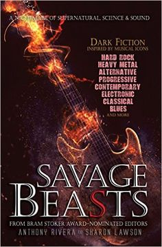 """""""Savage Beasts"""" *** Anthony Rivera and Sharon Lawson Tortured Soul, Bram Stoker, Fiction And Nonfiction, Thought Provoking, Hard Rock, Savage, Science Fiction, Supernatural, Beast"""