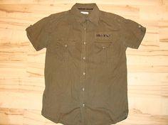 Hemd fishbone Gr.48/50