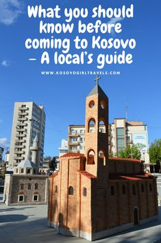 What you should know before coming to Kosovo – A local's guide