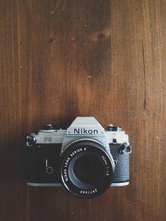 Nikon Fe, Mi New Baby!!!