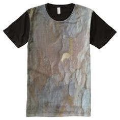 Shop Bark on tree All-Over-Print T-Shirt created by ZierNorShirt. Personalize it with photos & text or purchase as is! Stylish Shirts, Cool T Shirts, S Shirt, Shirt Style, T Shirt Photo, Personal Style, Creative, Prints, Mens Tops