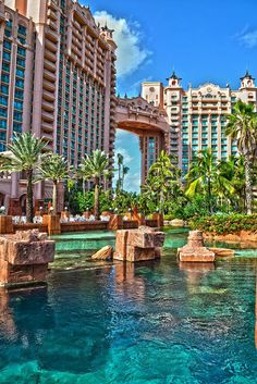 Atlantis – Bahamas 2014 Incentive Trip I want to take my Swister! <3