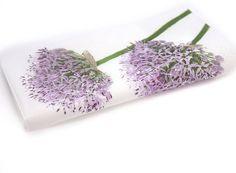 Napkin serviette for decoupage x 1 Lavender purple by StitchBomb, $0.90