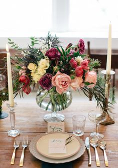 Jewel toned wedding inspiration | Real Weddings and Parties | 100 Layer Cake