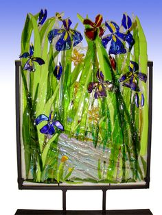 Image detail for -Welcome to Warm Glass Studio | Handcrafted Fused Glass Art