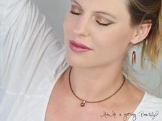 Nachgeschminkt - Kupfer & Bronze Summer Look - MiniMe is getting Beautiful 4