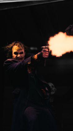 The Joker Firing A Glock in Dark Knight, HD Movies Wallpapers Photos and Pictures Joker Ledger, Heath Ledger, Dark Knight Wallpaper, 1440x2560 Wallpaper, Everything Burns, Joker Heath, Movie Categories, Man Illustration, Movie Wallpapers
