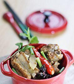 Chia sẻ món ăn ngon dành cho ngày tết dương lịch 2016 Japchae, Ramen, Ethnic Recipes, Food, Meal, Eten, Meals, Windows
