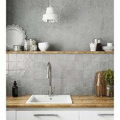 Kitchen And Bath, New Kitchen, Kitchen Corner, Rustic Kitchen, Kitchen Decor, Kitchen Centerpiece, Decorating Kitchen, Centerpiece Ideas, Ceramic Wall Tiles