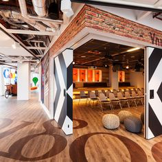 Google's Redesigned Amsterdam Office