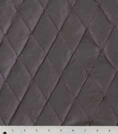 Shower Curatin?  All That Glitters- Taffeta Checks Gray Fabric: special occasion fabric: apparel fabric: fabric: Shop | Joann.com