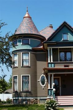 539 Best Victorian Style Homes Images Victorian Style