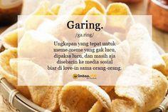 comma wiki #garing