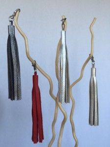 Holiday tassels-long Clothes Hanger, Tassels, Drop Earrings, Unique, Holiday, Jewelry, Hangers, Vacations, Jewlery
