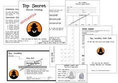 Annual Pack Campout??? Spy/CSI (Cub Scout Investigators) - Spy party