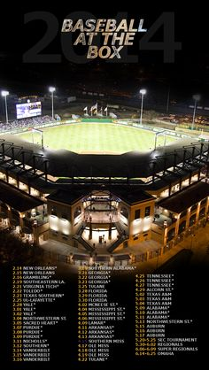 REQUEST - 2014 LSU Baseball Schedule Wallpapers/Background | TigerDroppings.com