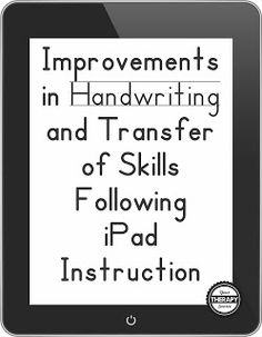 Computer and Education published research examining the effectiveness of iPad computerized writing instruction for graders (n = . Handwriting Activities, Improve Your Handwriting, Improve Handwriting, Handwriting Practice, Teaching Handwriting, Pre Writing, Writing Tips, Writing Letters, Hand Writing