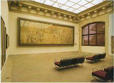 Cartone di Raffaello in Ambrosiana per l'affresco Scuola di Atene