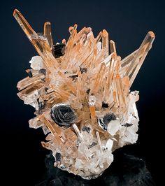 Hematite and Quartz