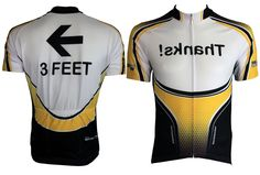 Share the Damn Road Cycling Jersey