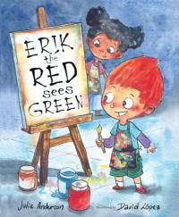 Erik the Red Sees Green #colorblindess #cvd