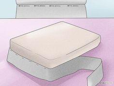 falda para la cama