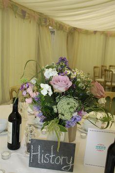 Church Farm Thurstaston Wedding Flowers by Ambience Floral Design Florist