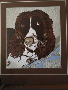 Wispa Linocut Prints, Moose Art, Lion Sculpture, Statue, Animals, Animaux, Animal, Animales, Sculptures