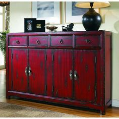 Red Sideboards & Buffets | Wayfair