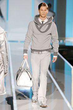 Dolce & Gabbana Fall 2007 Menswear